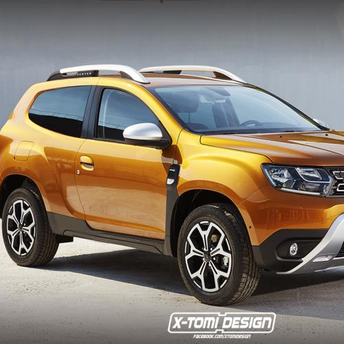 albums photos le dacia duster 2 d clin en versions pickup gt ou 3 portes. Black Bedroom Furniture Sets. Home Design Ideas