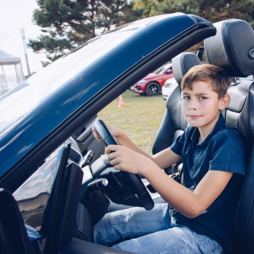 Jaguar Land Rover Experience 2017