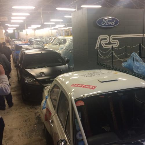 Ford Heritage Collection de Dagenham