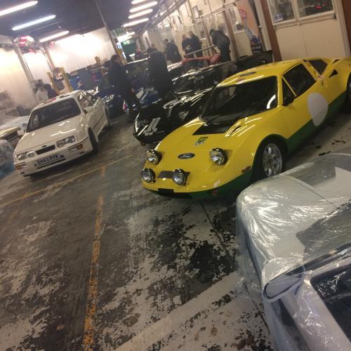 Ford Heritage Collection de Dagenham