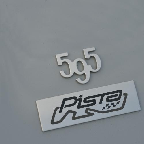 Abarth 595 Pista (essai - 2017)