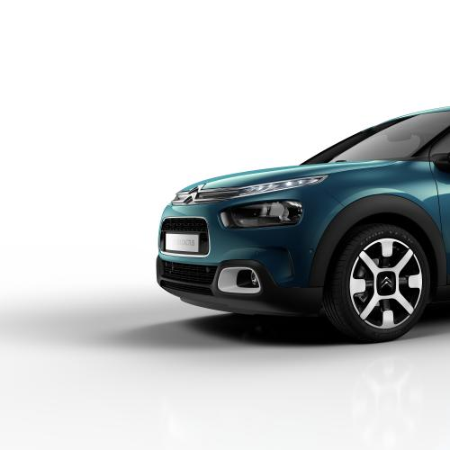 Citroën C4 Cactus (reveal - 2017)