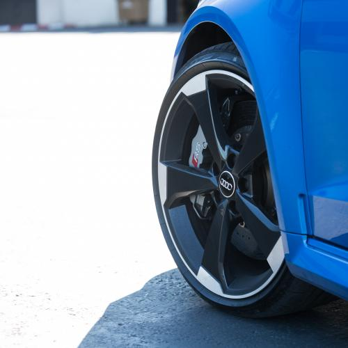 Audi RS3 Sportback (essai - 2017)