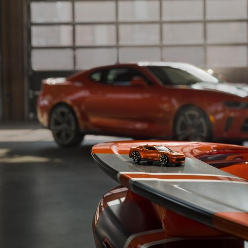 Chevrolet Camaro Hot Wheels Edition 2018