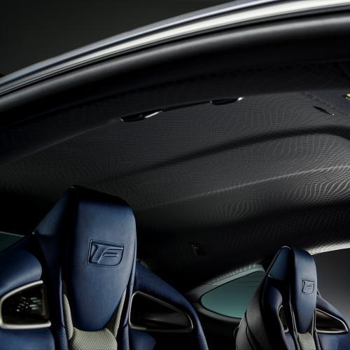 Lexus RC F 10ème anniversaire (officiel - 2017)