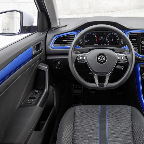 Volkswagen T-Roc (essai - 2017)