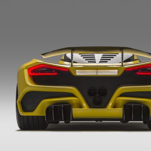 Hennessey Venom F5 | les photos officielles de la supercar