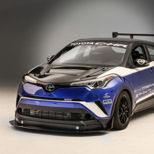Toyota C-HR R-Tuned (SEMA Show 2017)