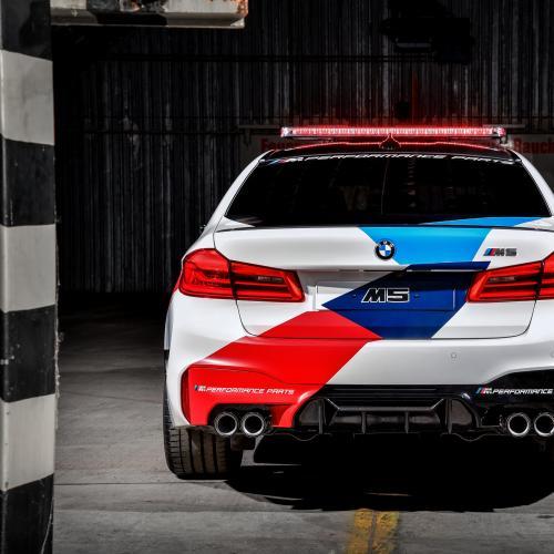 BMW M5 Safety Car MotoGP 2018