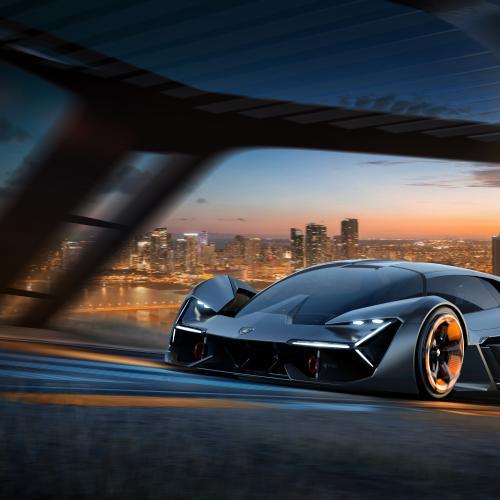 Lamborghini Terzo Millennio (officiel - 2017)