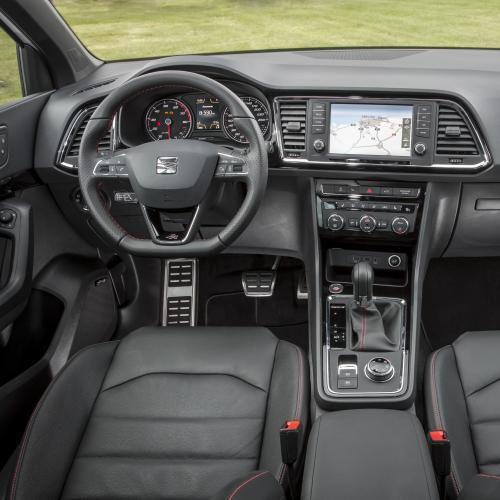 Seat Ateca FR (essai - 2017)