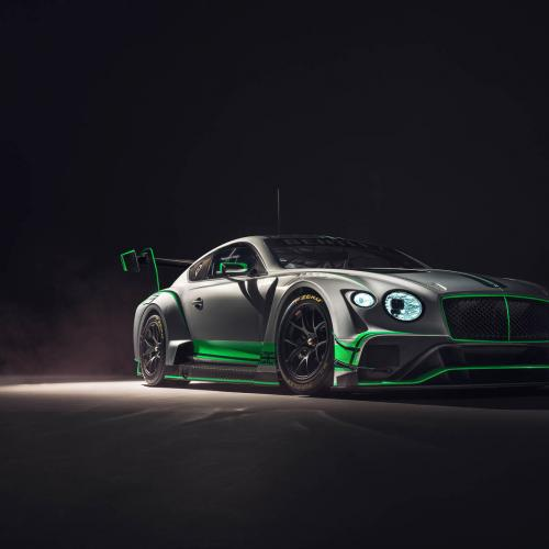 Nouvelle Bentley Continental GT3 2018