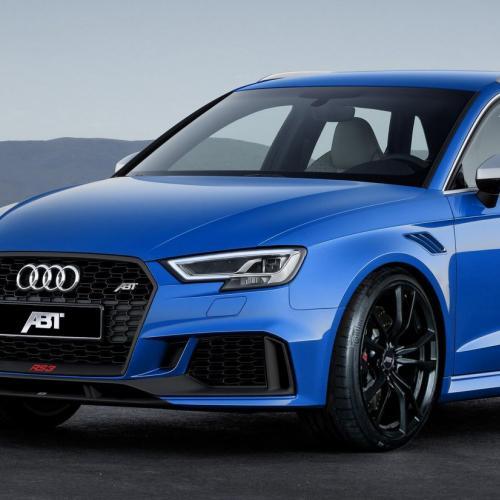 Audi RS3 par ABT 2017