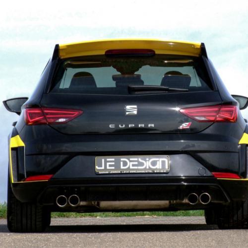 Seat Leon Cupra 2017 par JE Design
