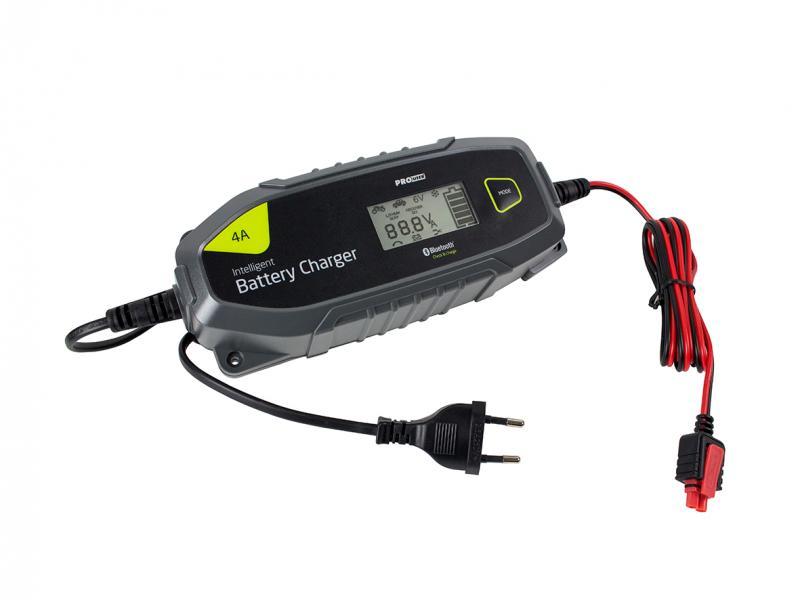 Pro-User IBC4000-B : le chargeur de batterie intelligent et connecté
