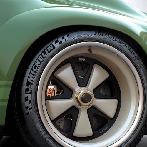 Porsche 911 type 964 par Singer
