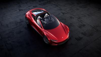 Tesla Roadster (officiel - 2017)