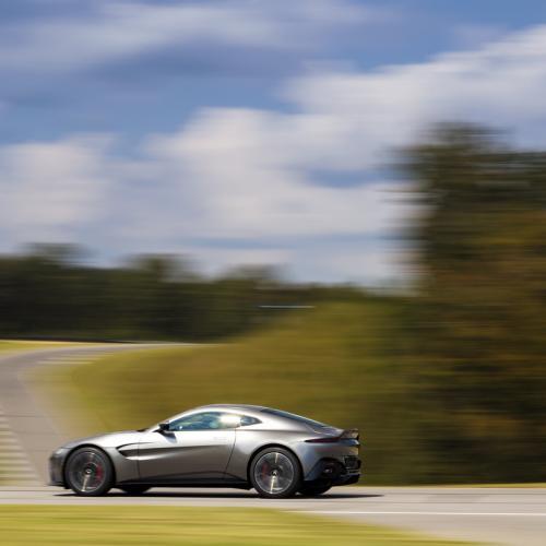 Nouvelle Aston Martin Vantage 2018