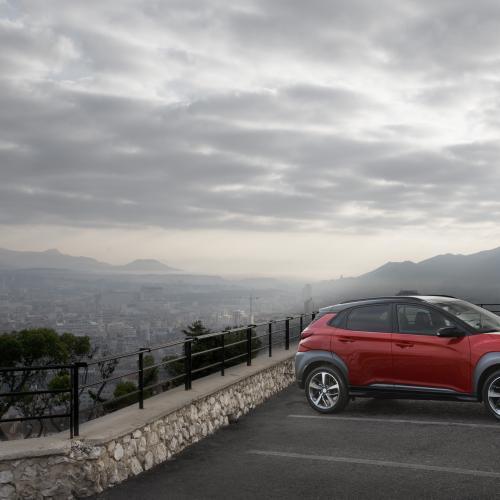 Hyundai Kona (essai - 2017)