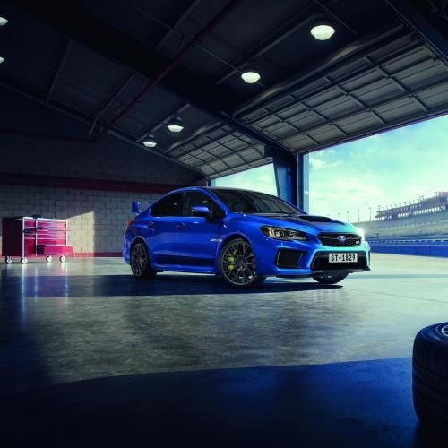 Subaru WRX STi Final Edition 2018