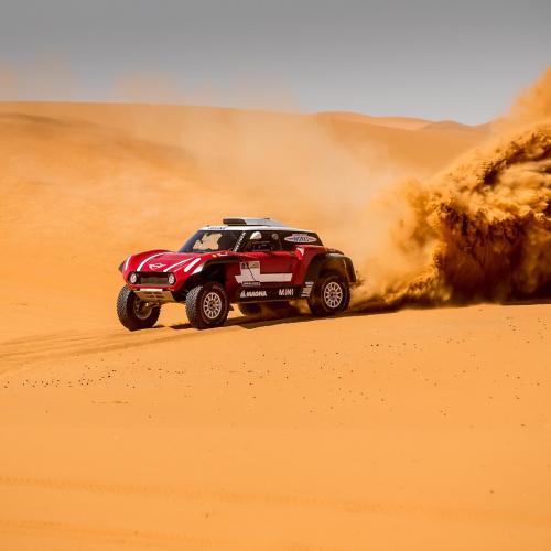 Mini Dakar 2018