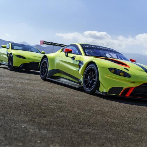 Aston Martin Vantage GTE 2018