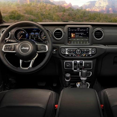 Nouveau Jeep Wrangler 2018