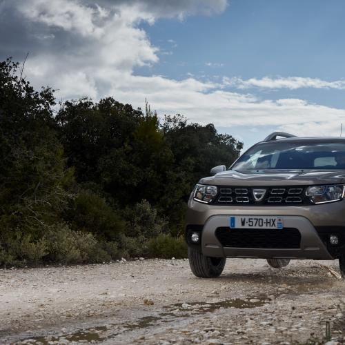 Dacia Duster II (essai - 2017)