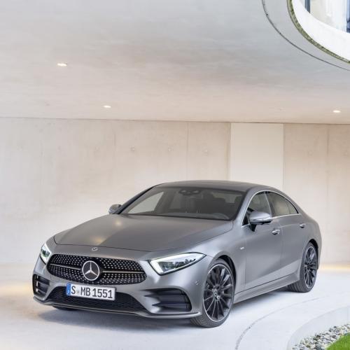 Nouvelle Mercedes CLS 2018