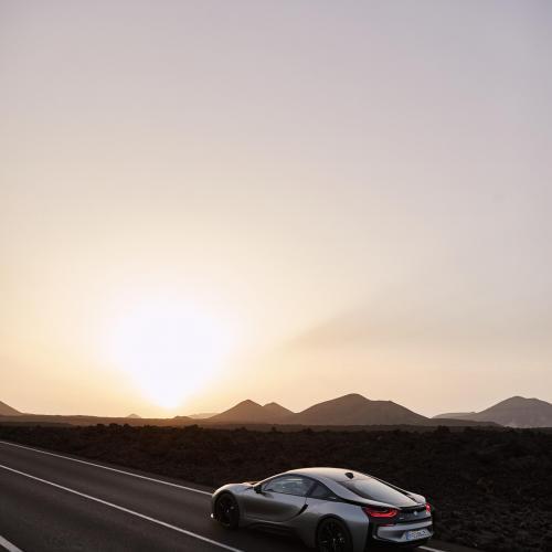 BMW i8 Coupé et Roadster 2018