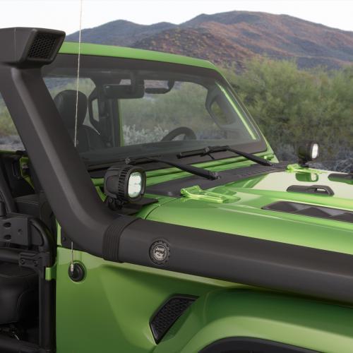 Jeep Wrangler 2018 par Mopar