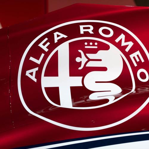 Livrée Alfa Romeo Sauber F1 Team 2018