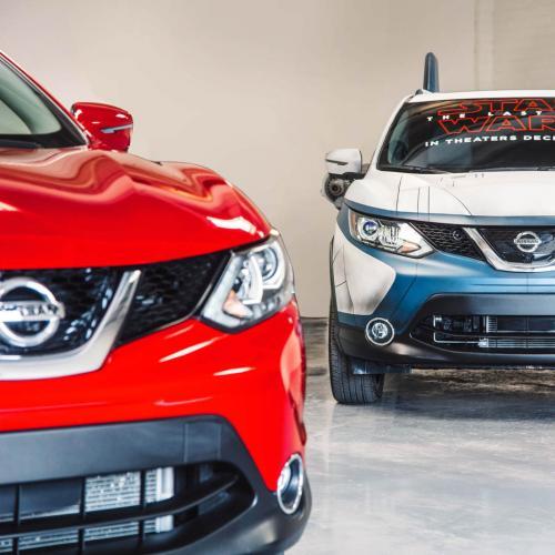 Nissan x Star Wars VIII ''Les Derniers Jedi''