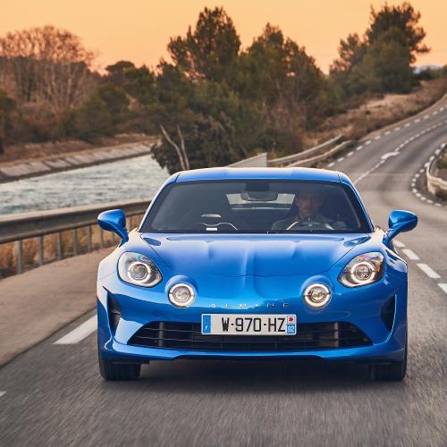 Alpine A110 (essai - 2017)