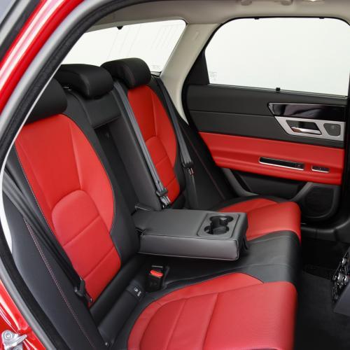 Jaguar XF Sportbrake (essai - 2017)