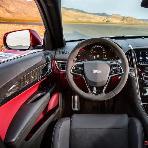 Cadillac ATS-V et CTS-V Championship Edition