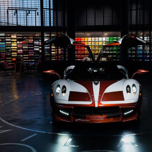 Pagani Huayra Garage Italia Customs