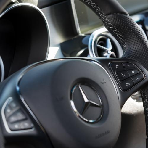 Mercedes Classe X (essai - 2017)