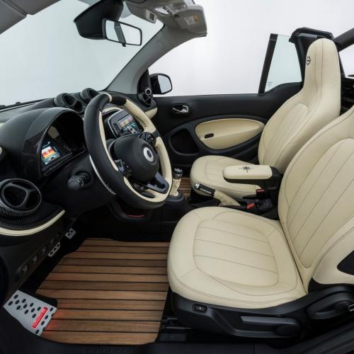 Smart Brabus ForTwo Sunseeker
