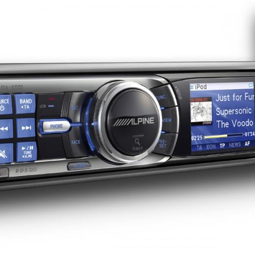 Alpine Electronics 50 ans de car audio