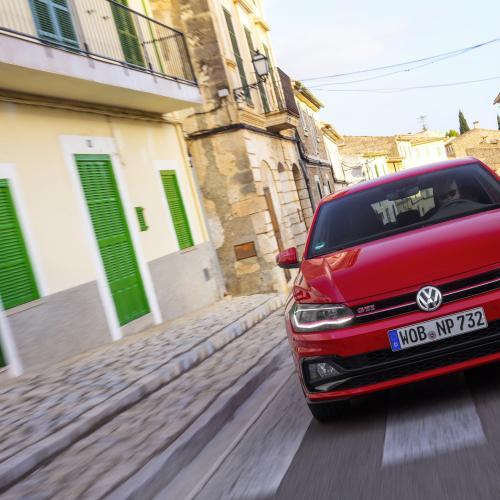 Volkswagen Polo GTI (essai - 2017)
