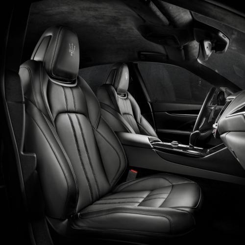 Maserati Levante (essai - 2017)