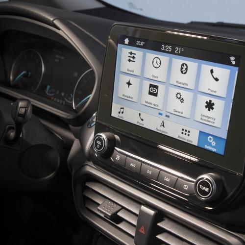 Ford Ecosport (2018 - essai)