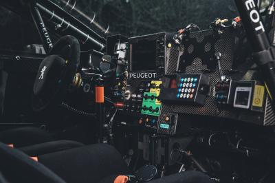 Peugeot 3008 DKR (officiel - 2018)