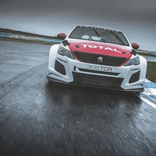Peugeot 308 TCR (officiel - 2018)