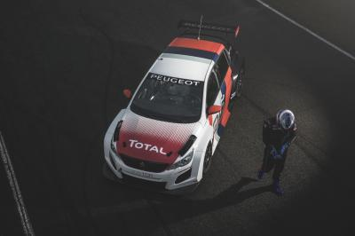 Peugeot 308 TCR (officiel - 2018)