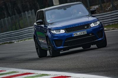 Special Vehicule Operation SVO (event - Monza)