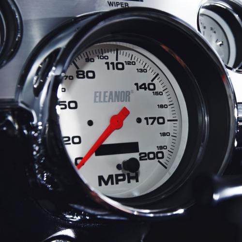 Shelby GT500 Eleanor par Fusion Motor Company