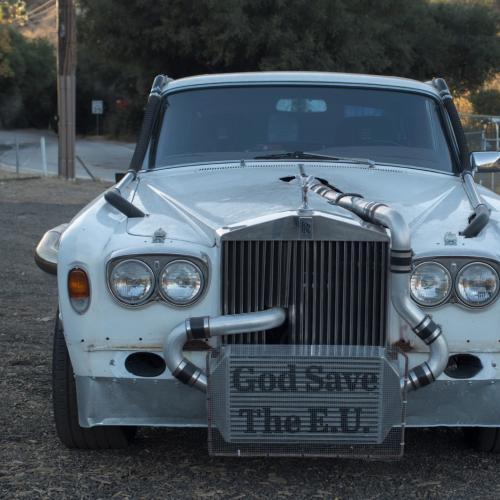 Rolls-Royce Silver Shadow II Apocalypse