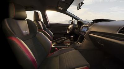 Subaru WRX STi Legend Edition (officiel - 2018)